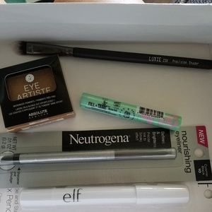 Other - 5 Eye Makeup samples NEW